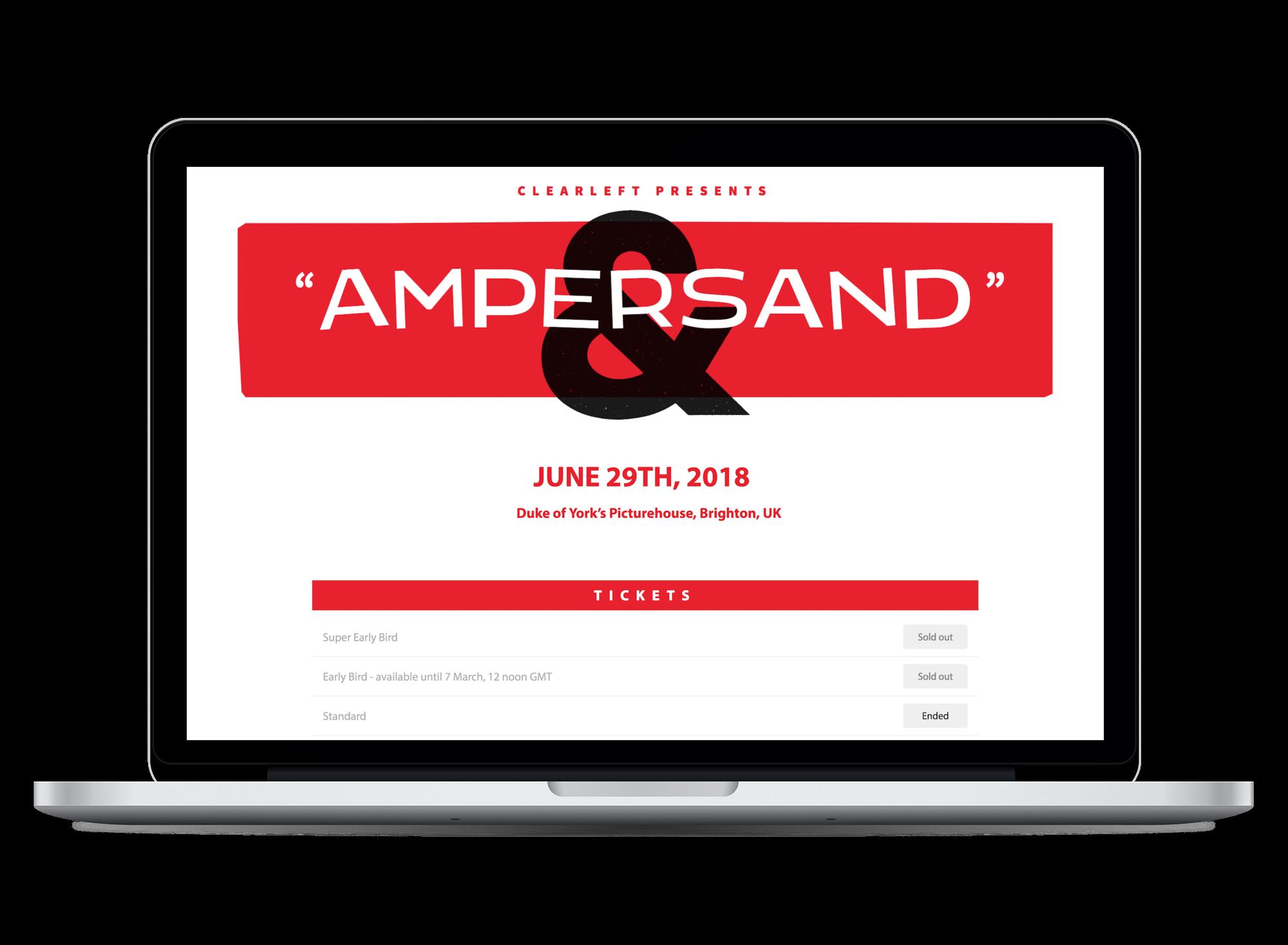 Ampersand-1
