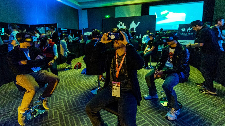 SXSW VR