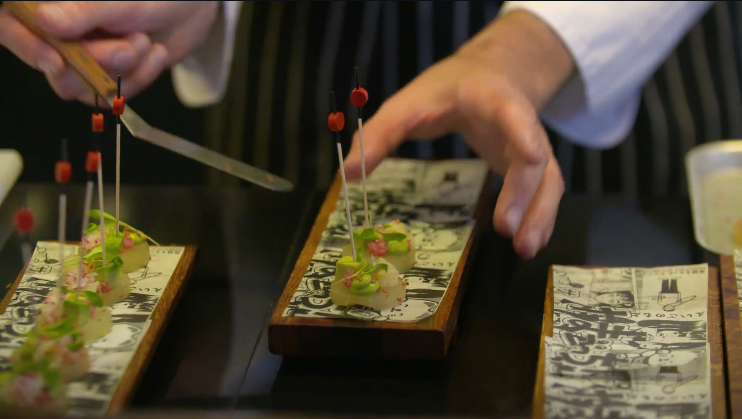 Tito Food Trail Sushi
