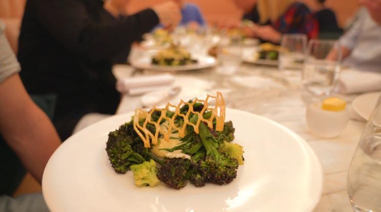 Tito Food trail Broccoli