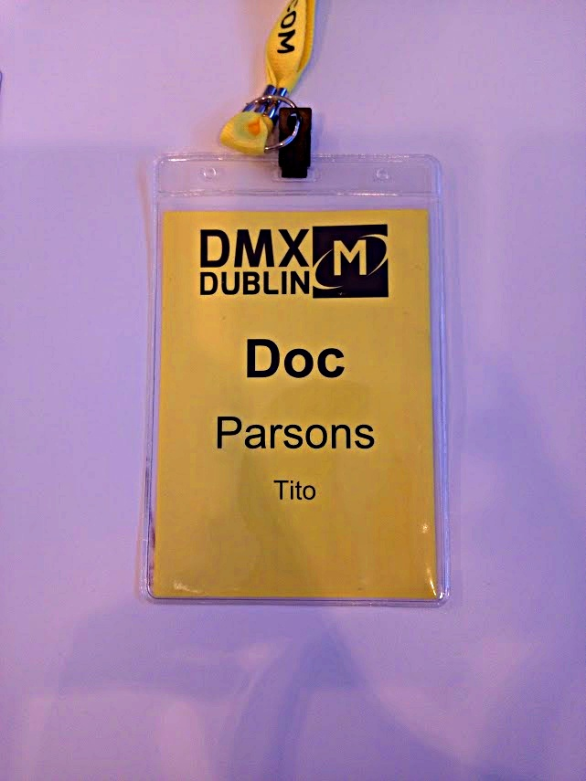 badge simplicity DMX