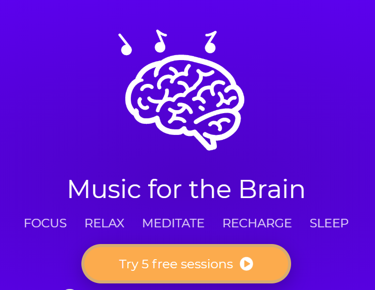 brain.fm productivity tools