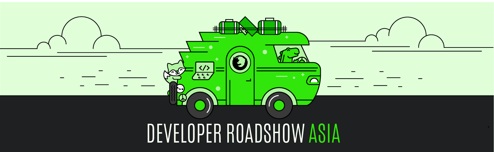 developer roadshow asia