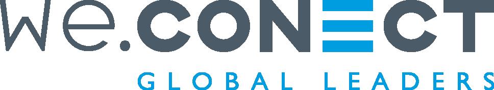 we conect logo