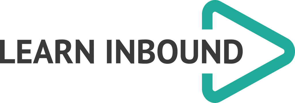 Learn Inbound logo - Interview about conference burnout with Mark Scully