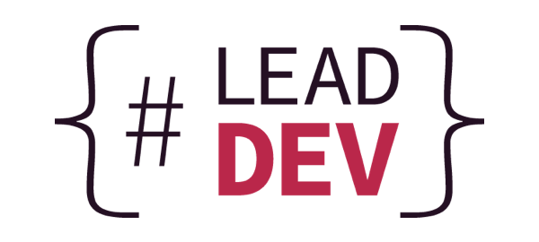 The Lead Developer New York 2020 Logo