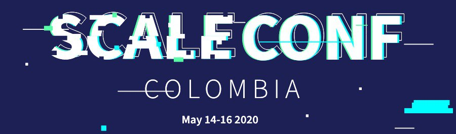 ScaleConf Colombia Event for Engineers 2020